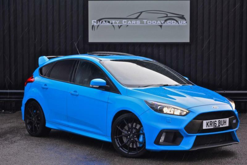 2016 Ford Focus Rs 2 3 350ps Awd Mk3 Total Spec Unmodified