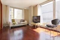 Condo de prestige - Quartier des affaires - Montreal