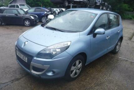 Renault Scenic used car > AutoVisual