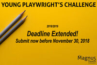 Young Playwright's Challenge Extended