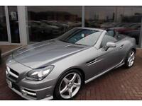 Mercedes SLK SLK250 CDI BLUEEFFICIENCY AMG SPORT. VAT QUALIFYING