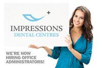 Busy Dental Practice Seeks Office Administrators
