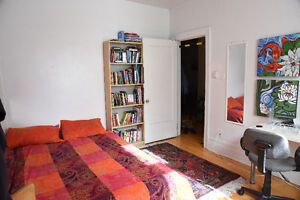 Seeking roommate in 5 1/2. Just steps from Guy-Concordia metro