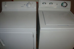 Commercial Quality Super Capacity Dryer and Washer $270. SET