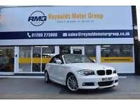 GOOD CREDIT CAR FINANCE AVAILABLE 2013 BMW 120 2.0TD d M SPORT