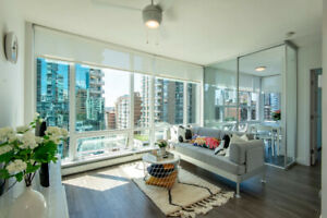 Brand-New Modern Downtown Vancouver Apartment