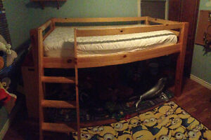 Kids bed with ladder 150obo London Ontario image 1