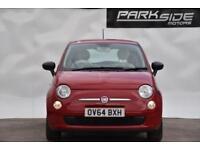 2014 Fiat 500 1.2 Pop (s/s) 3dr