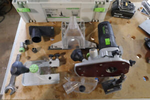 router-affleureuse festool mfk700eq