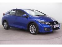 2015 Honda Civic I-DTEC SE PLUS NAVI Diesel blue Manual