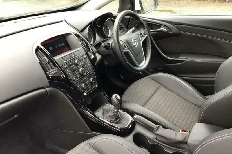 2017 Vauxhall Astra GTC 3dr 1.4 Gtc Sri Turbo S/S Hatchback Petrol Manual