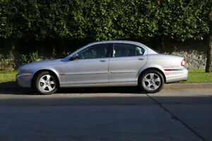 2002 Jaguar X-Type for sale - 3.0L V6 AWD with 88,000kms - $5500