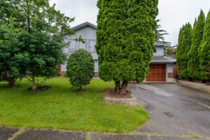 Upper level of House in desirable East Abbotsford