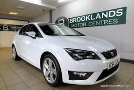 SEAT Leon 2.0 TDI FR [7X SERVICES, SAT NAV and TECHNOLOGY PACK]