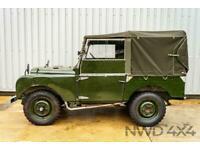 1952 Land Rover Series 1 LANDROVER SERIES ONE 1952 2.0 DEPOSIT TAKEN Petrol Manu