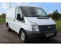 Ford Transit 2.2TDCi ( 100PS ) ( EU5 ) Diesel Van SWB 12 Reg £7995 + VAT