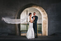 Affordable Wedding Photographer starting at $900