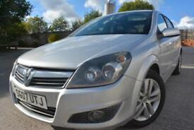 VAUXHALL ASTRA SXI 1.6 16V 5 DOOR*1 LADY OWNER SINCE 2008*LONG MOT*