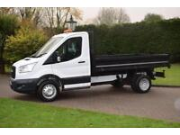 Ford Transit Tipper T350 2.2 tdci 6 speed