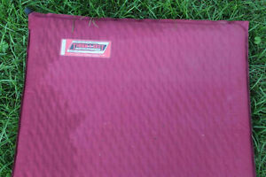 Therm - A - Rest inflatable sleeping pad