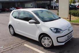 2012 Volkswagen UP! 1.0 BlueMotion Tech Move Up Hatchback 3dr