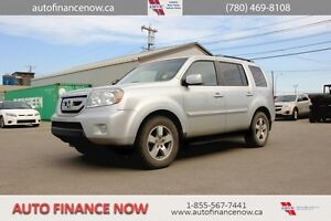 2011 Honda Pilot Ex-L 4WD 8 PASSENGER LOADED With DVD REDUCED