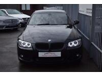 2010 BMW 3 Series 320 Coupe 2.0i 170 M Sport St6 Petrol black Automatic