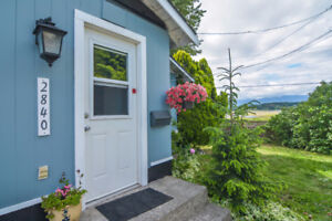 JUST REDUCED! TWO HOMES WITH OCEAN VIEW!