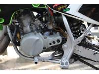 2003 KAWASAKI KX 65 MOTOCROSS BIKE PART EX CHANGE TO CLEAR