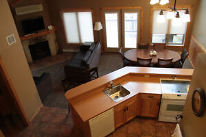 FOR RENT,  Elkhorn Resort  2 Bedroom Cedar Chalet