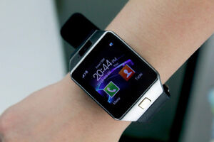 Bluetooth SmartWatch GSM SIM Card Sport Camera For Android - ios