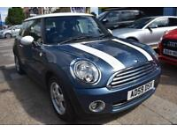 GOOD CREDIT CAR FINANCE AVAILABLE 2009 59 MINI 1.6 COOPER CHILLI PACK