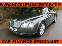 2010 BENTLEY CONTINENTAL GTC MULLINER 6.0 W12 AUTOMATIC CONVERTIBLE