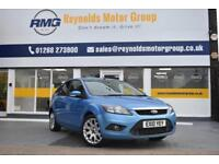 10 2010 Ford Focus 1.6TDCi Zetec - GOOD AND BAD CREDIT CAR FINANCE AVAILABLE