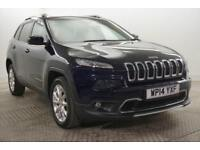 2014 Jeep Cherokee M-JET LIMITED Diesel blue Manual