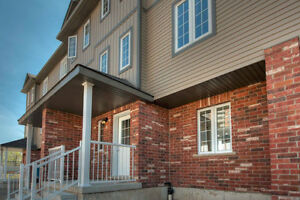 New townhome close to everything!Universities,downtown,boardwalk Kitchener / Waterloo Kitchener Area image 1