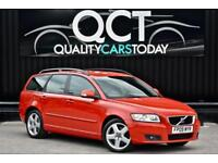 2009 Volvo V50 2.0 D Diesel Powershift Automatic SE *Full Leather* Estate