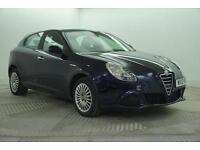 2012 Alfa Romeo Giulietta JTDM-2 TURISMO Diesel blue Manual