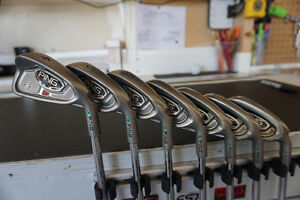 Assorted Used Iron Sets and Wedges For Sale
