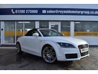 BAD CREDIT CAR FINANCE AVAILABLE Audi TT 2.0TD 2010 / 10 S Line Special Edition
