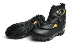 Thermal Cycling Boots (Lake MXZ302 Winter Mountain) WITH cleats