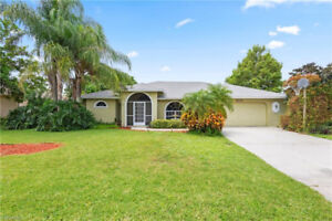 BEAUTIFUL POOL HOME FOR SALE IN - CAPE CORAL FL, USA!!!