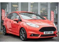 2017 Ford Fiesta 1.6 T EcoBoost (Petrol) ST-3 3dr 6Spd 182PS Hatchback Petrol Ma