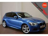 14 BMW 120 2.0TD (184bhp) Sports Hatch d xDrive M Sport PLUS-4WD-LOW MILES-FSH