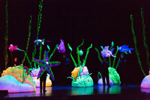 The Rainbow Fish Tickets For Sale
