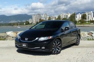 2013 Honda Civic Sedan Touring 5AT