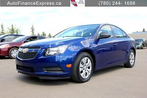 2013 Chevrolet Cruze 2LS BUY HERE PAY HERE INSTANT APPROVAL