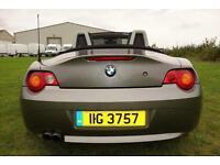 2003 BMW Z4 3.0 i Roadster 2dr
