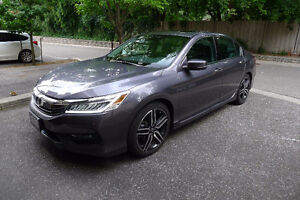 2016 Honda Accord Touring -Lease takeover