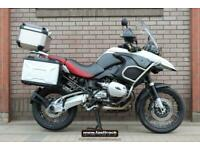 BMW R 1200 GS ADVENTURE 2006 06 - BMW LUGGAGE - COMFORT SEAT - SPARE KEY